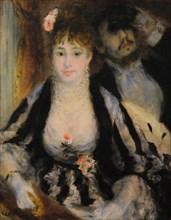 La Loge (The Theatre Box), 1874. Artist: Renoir, Pierre Auguste (1841-1919)