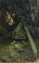 The Hut on Chicken Legs. Artist: Vasnetsov, Viktor Mikhaylovich (1848-1926)