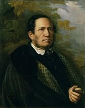 Portrait of Valeryan Zhadovsky, 1843. Artist: Lavrov, Nikolai Andreevich (1820-1875)