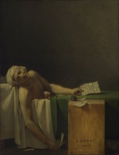 David, La Mort de Marat