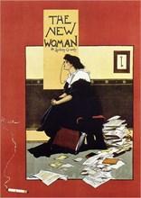 The New Woman, 1895. Artist: Morrow, Albert (1863-1927)