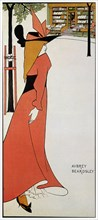 The Pseudonym and Antonym Libraries, 1895. Artist: Beardsley, Aubrey (1872?1898)