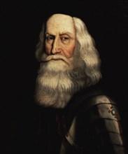 Portrait of General Thomas Tam Dalyell of The Binns (1615?1685). Artist: Paton, David (active 1660-1695)