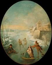 Winter. Artist: Pater, Jean-Baptiste (1695-1736)