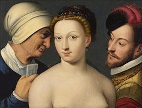 A love letter. Artist: Clouet, François (1510-1572)
