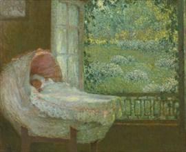 The Cradle, 1905. Artist: Le Sidaner, Henri (1862-1939)