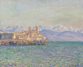 Antibes, Le Fort, 1888. Artist: Monet, Claude (1840-1926)
