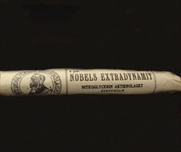 The Nobel's Extradynamit. Artist: Historic Object