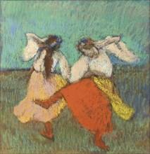 Russian Dancers (Danseuses Russes).
