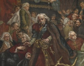 The Partition Sejm, 1773 (Detail) After Jan Matejko.