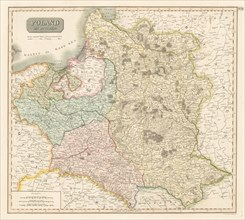 The Third Partition of Poland, 1795.