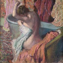 After the Bath, 1895.