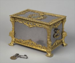 The Safe-Casket of Peter I, First third of 18th cen.