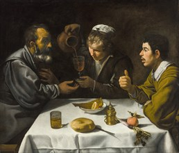 The Luncheon, c. 1618.