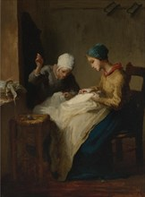 The Young Seamstresses, 1848-1849.