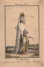 La Petite Coquette, 1800.