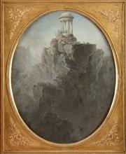Projet de Monument à la gloire des armées républicaines, 1810s.