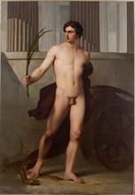 Triumphant Athlete, 1813.