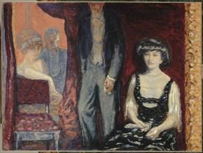 La Loge (The Theatre Box), 1908.