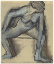 Danseuse nue, ca 1896.