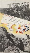 Cotton breeding. Illustration from USSR Builds Socialism, 1933. Creator: Lissitzky, El (1890-1941).