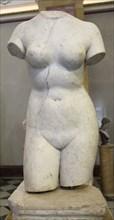 Torso of Aphrodite, 2nd century. Artist: Unknown