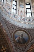 Interior detail, Uspenski Cathedral, Helsinki, Finland, 2011. Artist: Sheldon Marshall