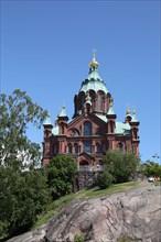 Uspenski Cathedral, Helsinki, Finland, 2011. Artist: Sheldon Marshall