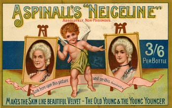 Aspinall's Neigeline, 1900. Artist: Unknown