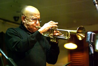Eddie Henderson, Jazz Hastings Club, Hastings, East Sussex, 2008. Artist: Brian O'Connor