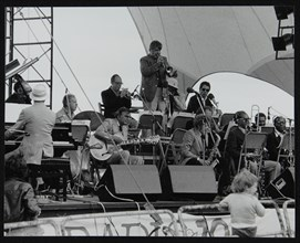 The New York Repertory Company playing at the Capital Radio Jazz Festival, London, 1979.  Artist: Denis Williams