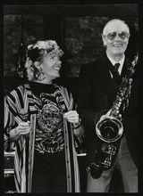 Barbara Jay and Tommy Whittle in concert. Artist: Denis Williams
