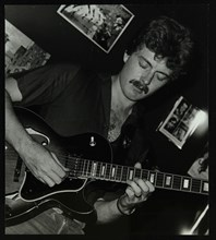 Guitarist Martin Taylor playing at the Middlesex and Herts Country Club, Harrow Weald, London, 1981. Artist: Denis Williams