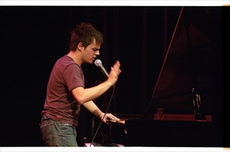 Jamie Cullum, Hawth, Crawley, 2004.  Artist: Brian O'Connor.