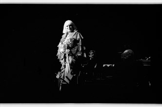 Peggy Lee,  Royal Albert Hall, 1990. Artist: Brian O'Connor.