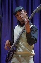 Jimmy Martinez, Watermill Jazz Club, Dorking, Surrey, 2014. Artist: Brian O'Connor.