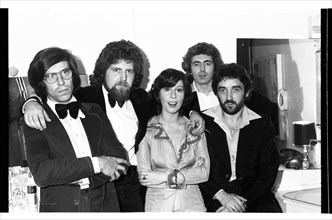 Helen Shapiro,  Ronnie Scott's, 1975.   Artist: Brian O'Connor.