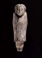 Ivory statuette of a woman, Early Dynastic Period (c2950 BC-c2575 BC). Artist: Unknown.