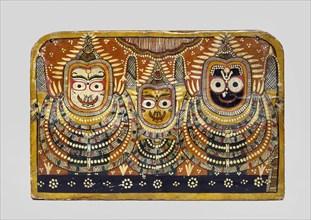 The Jagannatha Trio, c1930. Artist: Unknown.