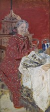 Le Dejeuner, 1890s. Artist: Edouard Vuillard.
