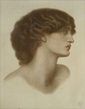 Perlascura, 1871. Artist: Dante Gabriel Rossetti.