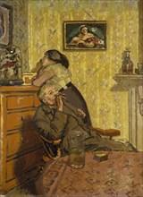 Ennui, 1917-1918. Artist: Walter Richard Sickert.