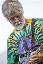 Fred Tackett, Little Feat, 2010. Artist: Alan John Ainsworth.
