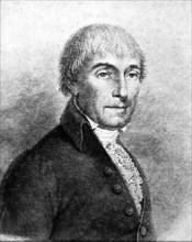 Félix de Azara (1746-1821), writer, explorer of Paraguay and the Rio de la Plata during the 20 ye?