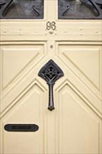 Miscellaneous Brussels art nouveau details, Belgium, c2014-c2017. Artist: Alan John Ainsworth.