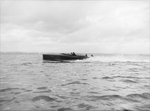 The American hydroplane 'Ankle Deep', 1913. Creator: Kirk & Sons of Cowes.
