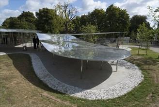 UK, London, Jap Pavilion, Serp Gall, 2009. Creator: Ethel Davies.