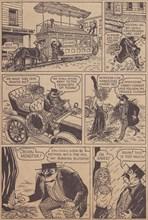'Desperate Desmond', cartoon strip, c1955.  Creator: Shirley Markham.