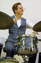 Chris Higginbottom - James Pearson Trio, NJA Methodist Church, Loughton, Essex, 2.9.19.