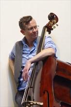 Sam Burgess - James Pearson Trio, NJA Methodist Church, Loughton, Essex, 2.9.19.